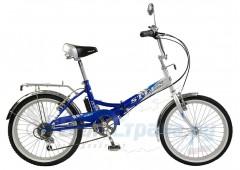 Складной велосипед Stels Pilot 450 (2008)