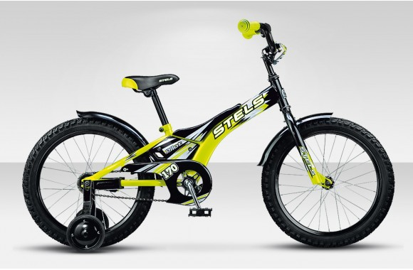 Детский велосипед Stels Pilot 170 18 (2014)