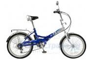 """Складной велосипед Stels Pilot 450 20"""" (2009)"""