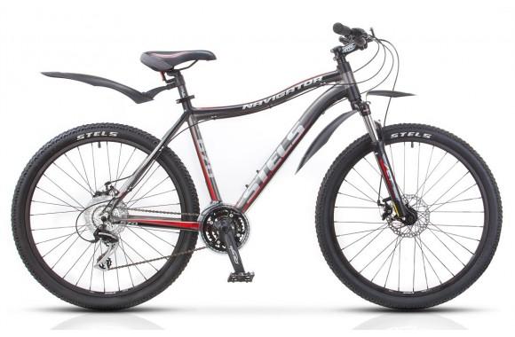 Горный велосипед Stels Navigator 670 Disc (2013)