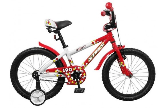 "Детский велосипед Stels Pilot 190 18"" (2011)"