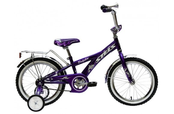 "Детский велосипед Stels Dolphin 16"" (2011)"