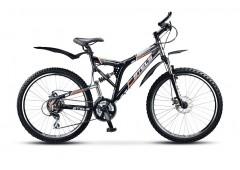 Двухподвесный велосипед Stels ADRENALIN Disc (2012)
