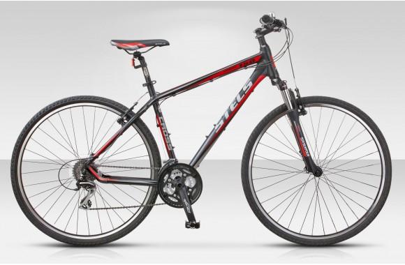 Городской велосипед Stels 700C Cross 150 (2013)