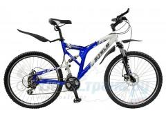 Двухподвесный велосипед Stels Adrenalin Disc (2009)