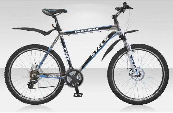 Горный велосипед Stels Navigator 730 Disc (2013)