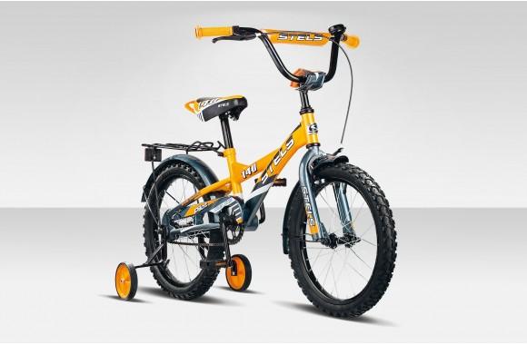 Детский велосипед Stels Pilot 140 18 (2014)