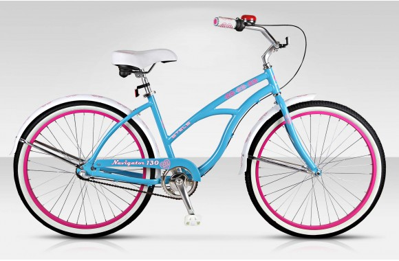 Комфортный велосипед Stels Navigator 130 3sp Lady (2016)