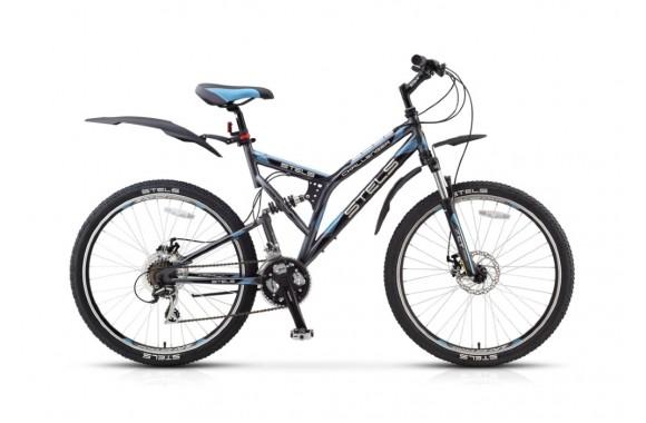 Двухподвесный велосипед Stels Challenger MD 26 (2015)