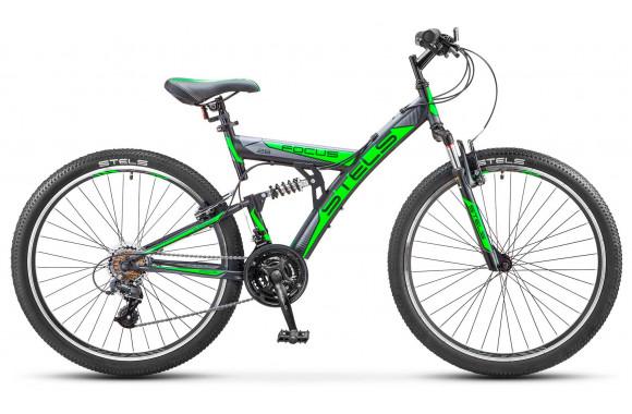 Велосипед Stels Focus V 26 18-sp (V030) (2018)