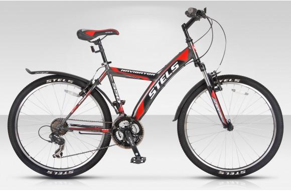 Горный велосипед Stels Navigator 550 V (2016)