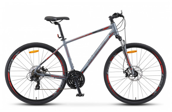 Велосипед Stels Cross 130 MD Gent 28 (V010) (2019)