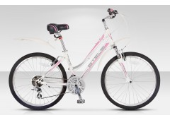 Женский велосипед Stels Miss 9100 V (2016)