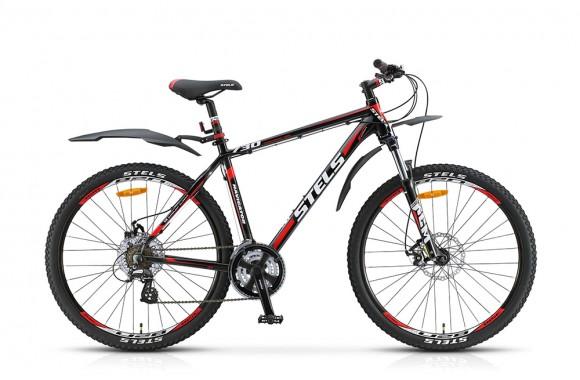 Велосипед Stels Navigator 730 MD 27.5 (2015)