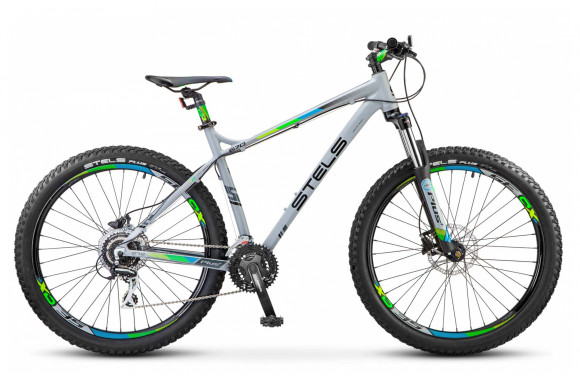 Велосипед Stels Navigator 670 D 27.5