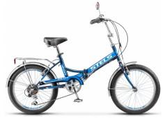 Складной велосипед Stels Pilot 450 (2017)