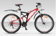 Двухподвесный велосипед Stels Adrenalin V (2016)
