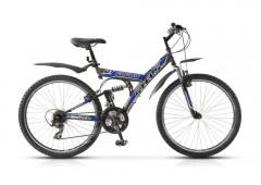 Двухподвесный велосипед Stels Focus V 21 Sp 26 (2015)