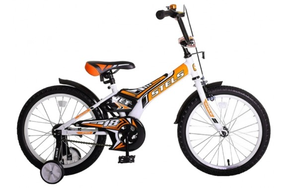 Детский велосипед Stels Jet 18 (2016)