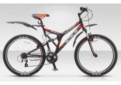 Двухподвесный велосипед Stels Challenger V (2016)