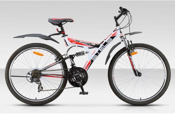 Двухподвесный велосипед Stels Focus V 21-sp (2016)