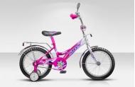 Детский велосипед Stels Talisman chrome 16 (2016)