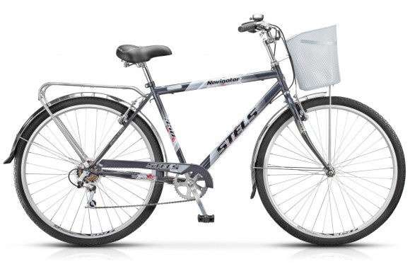 Велосипед Stels Navigator 350 Gent (2017)