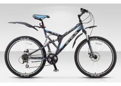 Двухподвесный велосипед Stels Challenger MD (2016)