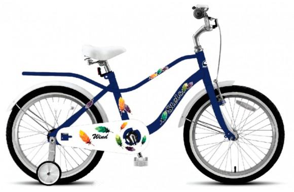 Велосипед Stels Wind 16 (2017)