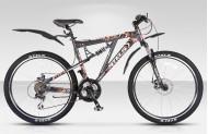 Двухподвесный велосипед Stels Voyager MD (2016)