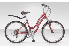 Женский велосипед Stels Miss 7700 V (2016)