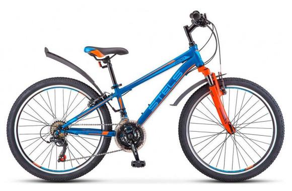 Велосипед Stels Navigator 400 V 24 (V040) (2018)