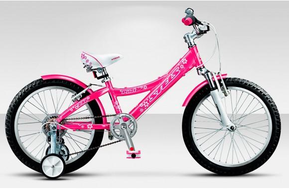 Детский велосипед Stels Pilot 240 Girl (2013)