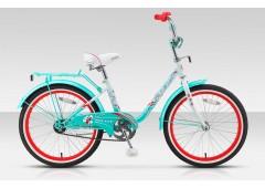 Детский велосипед Stels Pilot 200 Girl (2015)
