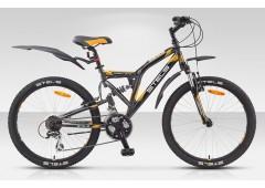Двухподвесный велосипед Stels Challenger V 24 (2015)