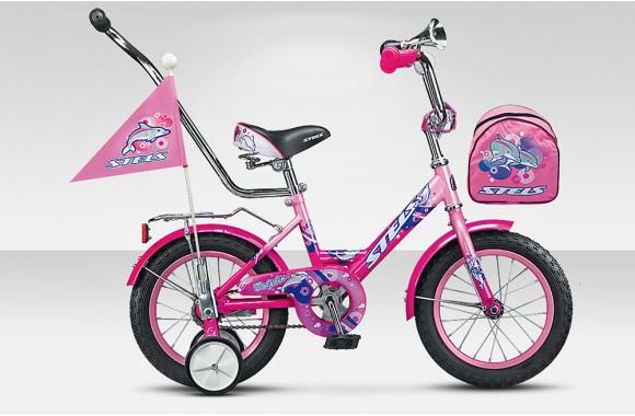 Детский велосипед Stels Dolphin 14 (2015)