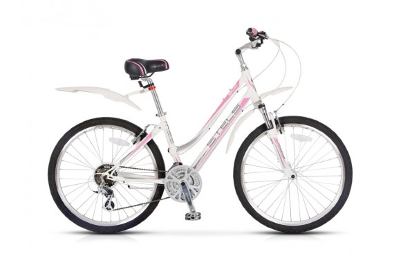 Женский велосипед Stels Miss 9100 V (2015)