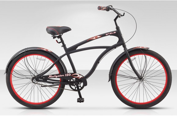 Комфортный велосипед Stels Navigator 150 Gent 3-sp. (2015)