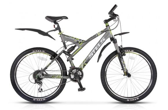 Двухподвесный велосипед Stels Navigator (2014)