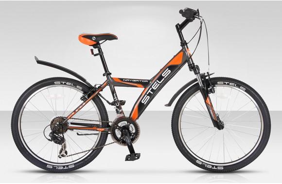 Горный велосипед Stels Navigator 410 V (2015)