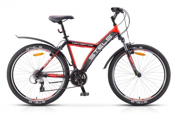 Горный велосипед Stels Navigator 570 V (2015)