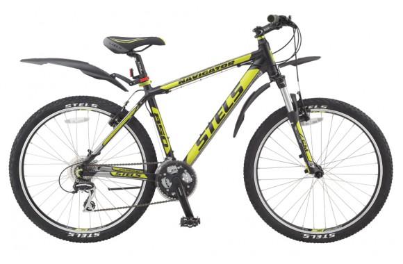 Горный велосипед Stels Navigator 850 (2014)