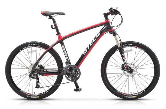 Горный велосипед Stels Navigator 890 Disc Carbon (2014)