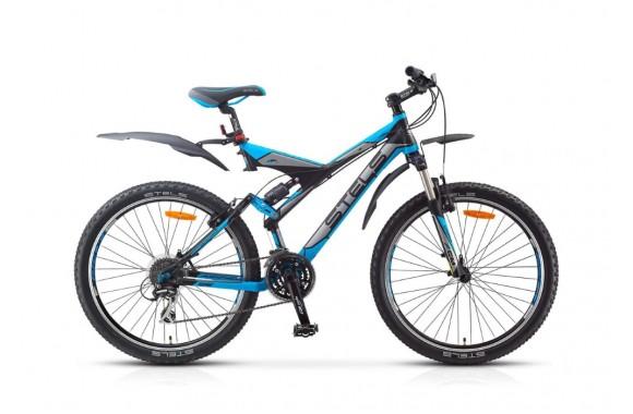 Двухподвесный велосипед Stels Navigator V (2015)