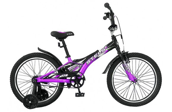 Детский велосипед Stels Pilot 170 20 (2014)
