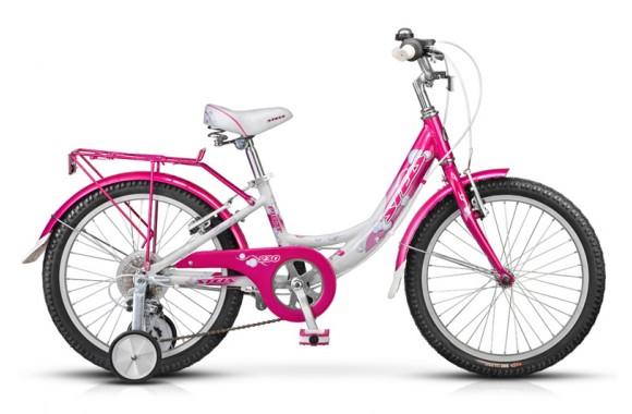 Детский велосипед Stels Pilot 230 Girl (2012)